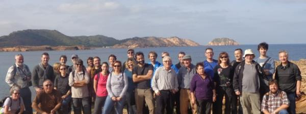 First Symposia regarding Menorca's Geological Heritage and Sustainable Development